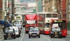 Великобритания протестует против высоких цен на бензин