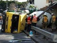 В Великобритании увеличилось число профессиональных водителей, гибнущих на дорогах