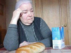 Россияне не могут вылезти из бедности
