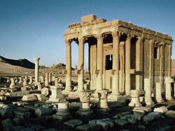 Достопримечательности Сирии пострадали от конфликта