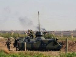 Мятежники в Сирии получили бронетехнику через Иорданию