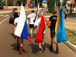 Новость на Newsland: Имперский флаг в украинской грязи