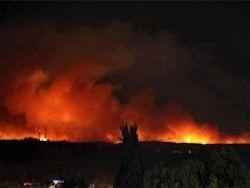 Военная база в Сирии атакована с моря. Уничтожены комплексы С-300