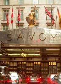 Savoy закрыт на реставрацию
