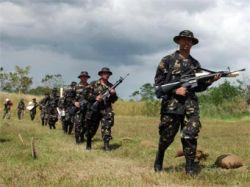 """Филиппинские военные уничтожили лидера террористической группировки \""""Абу-Сайяф\"""""""