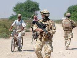 Британцы официально передали контроль над Басрой иракским властям