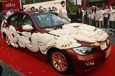Китайцы показали особенности национального тюнинга
