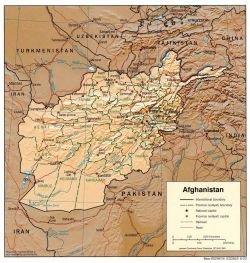 Германия окажет финансовую помощь Афганистану