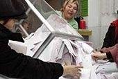 В парламент Киргизии проходят только две партии