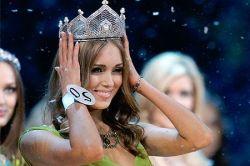 """Конкурс \""""Мисс Россия-2007\"""" выиграла Ксения Сухинова из Тюмени (фото)"""