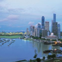 В Сингапур можно будет долететь без посадки