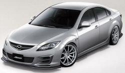 Новая Mazdaspeed (MPS) Mazda6 2008 - Atenza Concept