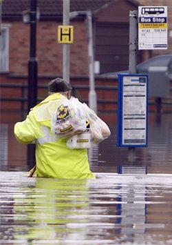 Эксперты призывают Великобританию тщательней готовиться к наводнениям