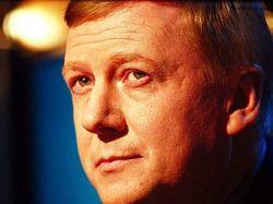 Анатолий Чубайс поддержал кандидатуру Бориса Немцова на пост президента России