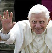 Нет в жизни счастья - Папа Римский Бенедикт XVI считает, что это и к лучшему
