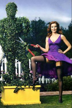 """Интимные снимки звезды \""""Отчаянных домохозяек\"""" Марсии Кросс (Marcia Cross) попали в Интернет (фото)"""