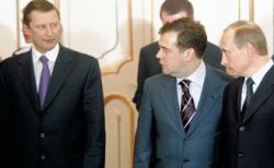 Владимир Путин согласился стать премьером при президенте Дмитрии Медведеве