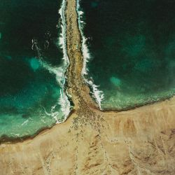 Библия глазами Google Earth (фото)