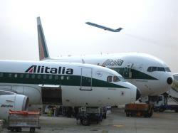 Alitalia собирается бастовать на Рождество