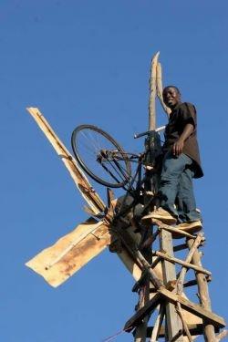 Вильям Камквамба изобрел новый источник энергии для африканского народа
