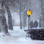 Снегопады закрыли итальянские школы на каникулы
