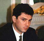 Кандидатом в президенты от СПС стал Борис Немцов