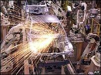 """Рабочие завода \""""Форд\"""" приостановили забастовку"""