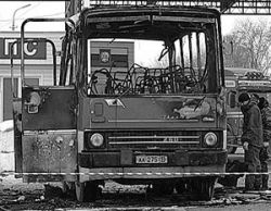 Подозреваемый по делу о подрыве автобуса в Невинномысске сознался в совершении преступления