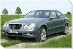 Новый Mercedes-Benz E-Class появится почти через год