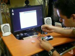 Самодельный микроскоп из обычной веб-камеры (видео)