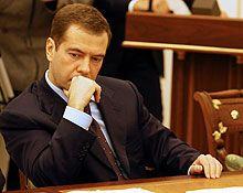 Дмитрий Медведев – это Константин Черненко сегодня