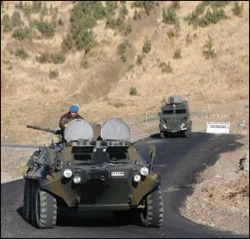 Турецкие войска вторглись на территорию Северного Ирака