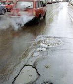 Московские дороги разрушаются - столичные власти не уделяют проблеме должного внимания