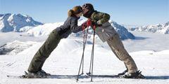 Русские туристы - самые частые гости на горнолыжных курортах Турции