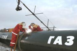 Началась добыча газа для Nord Stream