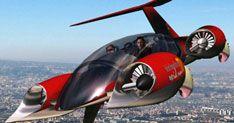 Компании Cell Craft готовят к серийному производству летающие машины G440
