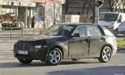 Появились шпионские фото BMW X1