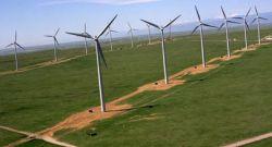 Мощность ветроэнергетики Китая опережает атомную
