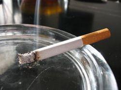 Выкурив сигарету, можно привиться от гепатита