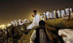 Гора Арафат может не выдержать натиска паломников