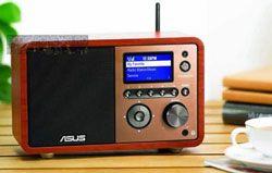 Радиопроигрывать интернет-радио от Asus