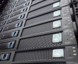 Самый красивый суперкомпьютер в мире Ranger от компании Sun