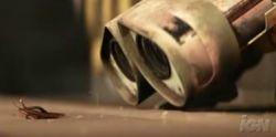 Wall-E: Новый мультфильм студии Pixar станет хитом следующего лета? (видео)