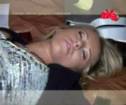 Ксюша Собчак напилась до потери сознания (видео)
