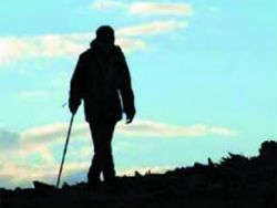 Турист из Чехии собирается пешком обойти земной шар