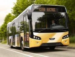 Сitea Electric  представил первый электрический автобус