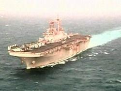 Военные корабли США следуют к берегам Египта