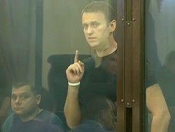 Навальный и Офицеров освобождены из СИЗО
