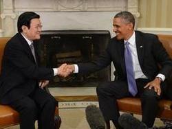 Новость на Newsland: Обама призвал лидера Вьетнама укрепить свободу слова