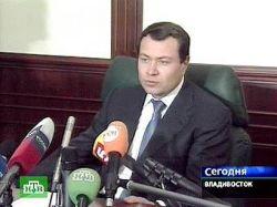 Обвинение попросило для мэра Владивостока Владимира Николаева пять лет колонии